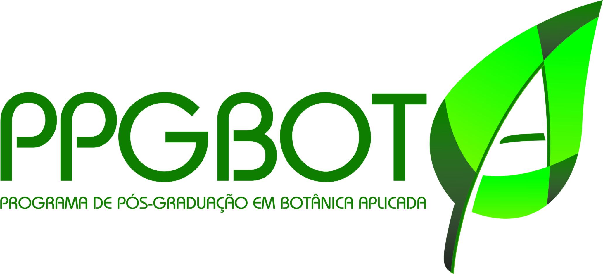 PPGBOT – Pós Graduação em Botânica Aplicada