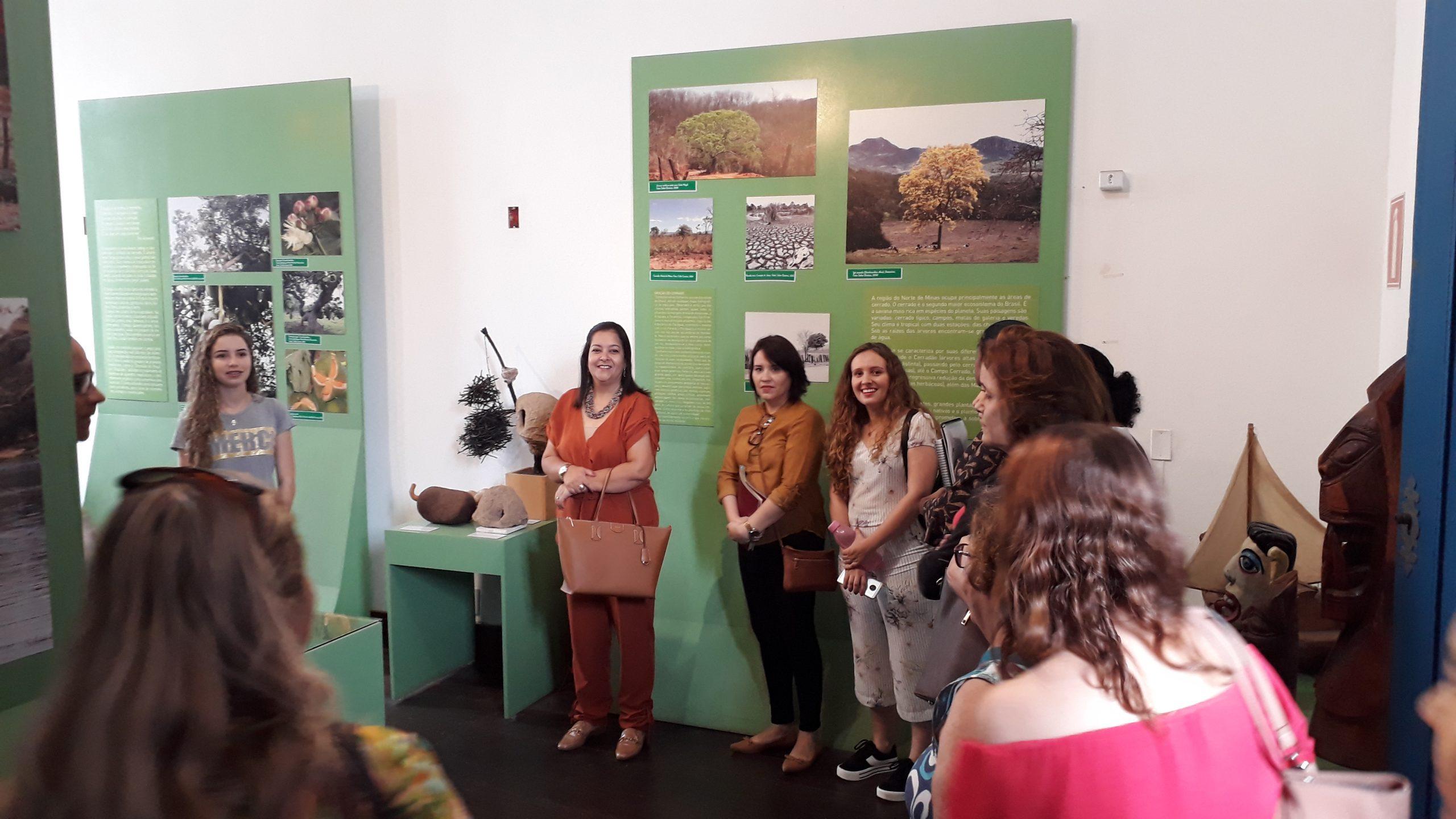Hoje a aula é no Museu: História da Profissão Docente
