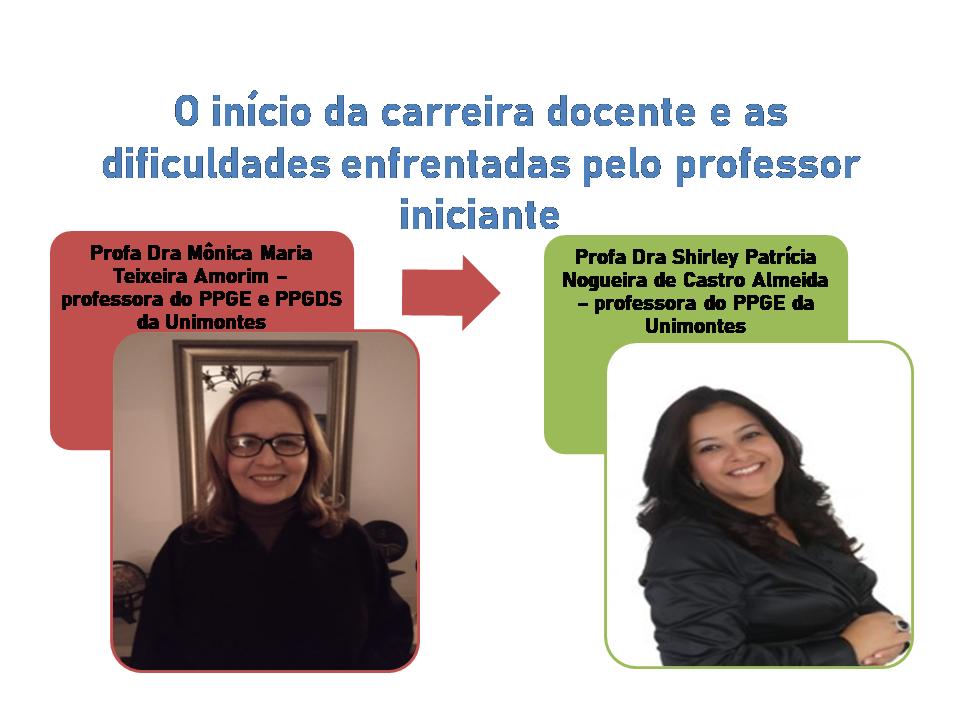 O INÍCIO DA CARREIRA DOCENTE E AS DIFICULDADES ENFRENTADAS PELO PROFESSOR INICIANTE